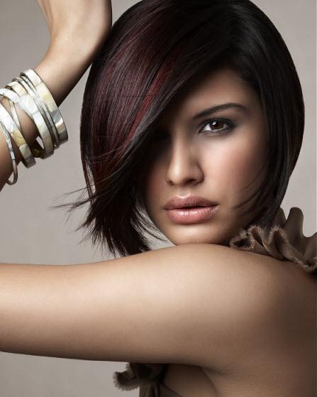 stylish-bob-haircut--muslim-woman